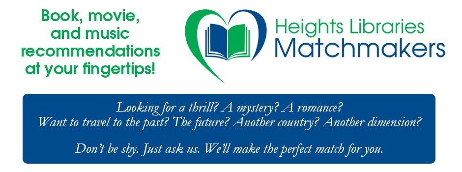 Heights Libraries – Here for you, Wherever you are!