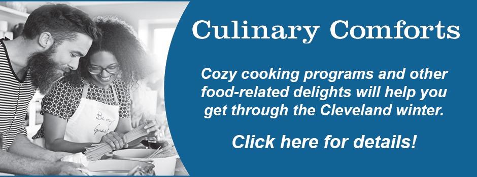 culinary comforts 2019