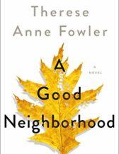 a good neighborhood