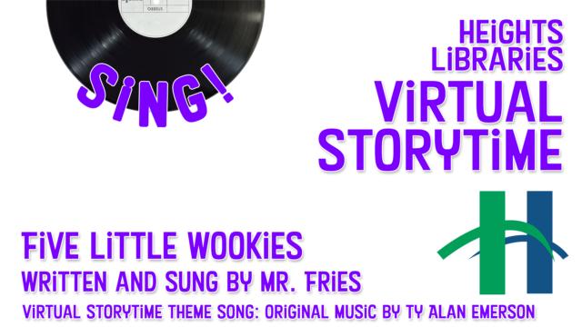 Five Little Wookies