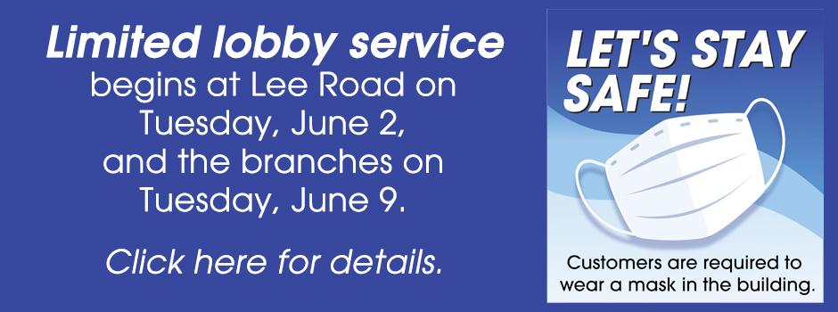 web slide lobby service
