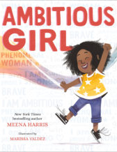 Ambitious Girl Harris Book Cover