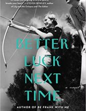 Better Luck Next Time Cover