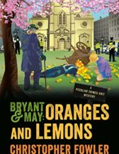 Bryant and May Book Cover