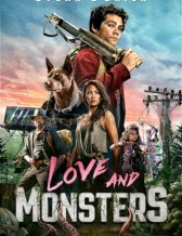 Love and Monsters Film Cover