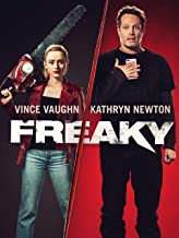 Freaky film cover