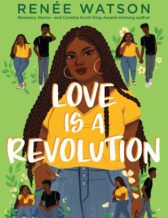 Love Is a Revolution book cover image