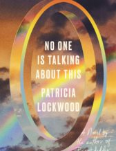 No One Is Talking About This Lockwood book cover