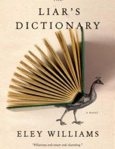 The Liar's Dictionary Book Cover