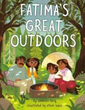 Fatima's Great Outdoors book cover