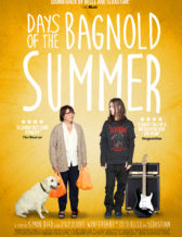 Days of the Bagnold Summer movie cover