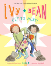 Ivy and Bean Get To Work book