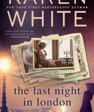 The Last Night in London book cover