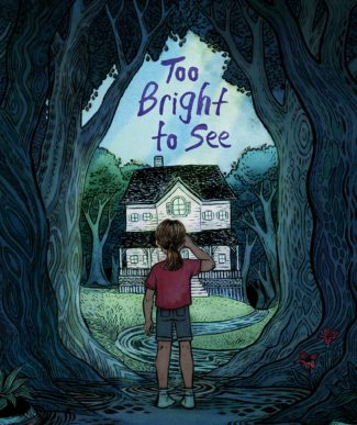 Too Bright To See book