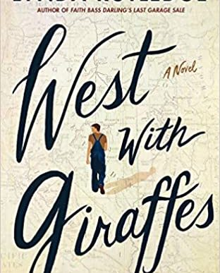 West With Giraffes book cover