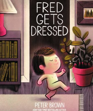 Fred Gets Dressed book cover