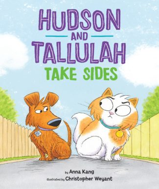 Hudson and Talulah Take Sides book cover