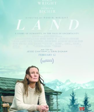 Land movie cover