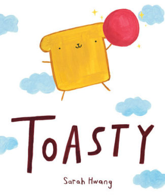 Toasty book cover