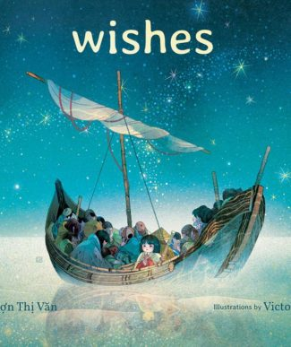 Wishes book cover