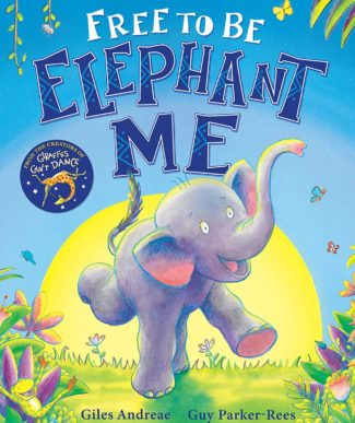 Free To Be Elephant Me book cover