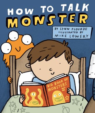 How To Talk Monster book