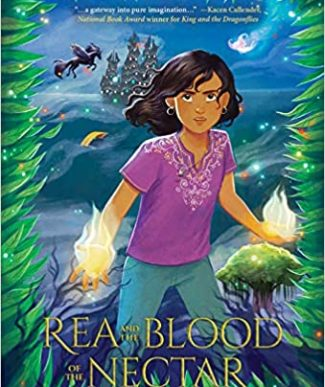 Rea and the Blood of the Nectar book cover