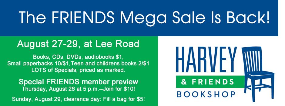 Friends Mega sale